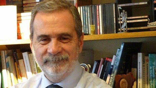 Carlos Fara. El especialista en opinión pública fijó su atención en los cruciales comicios provinciales.