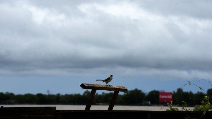Rige un aviso por fuertes tormentas para el sur de la provincia de Santa Fe