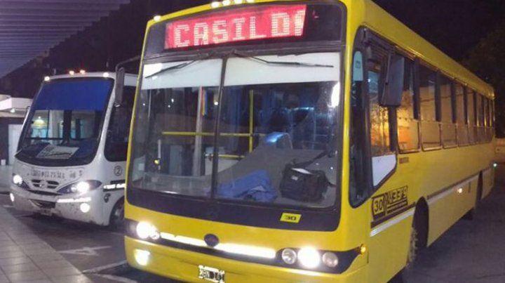 Retorna el transporte urbano de pasajeros en Casilda