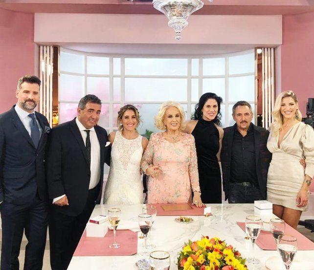Soledad Pastorutti habló sobre el aplauso de Mirtha a la familia Teruel
