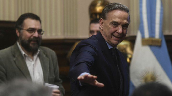 Miguel Angel Pichetto fue senador de manera ininterrumpida desde el 2001 hasta el presente.