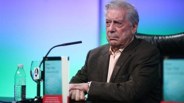 El peruano Mario Vargas Llosa.