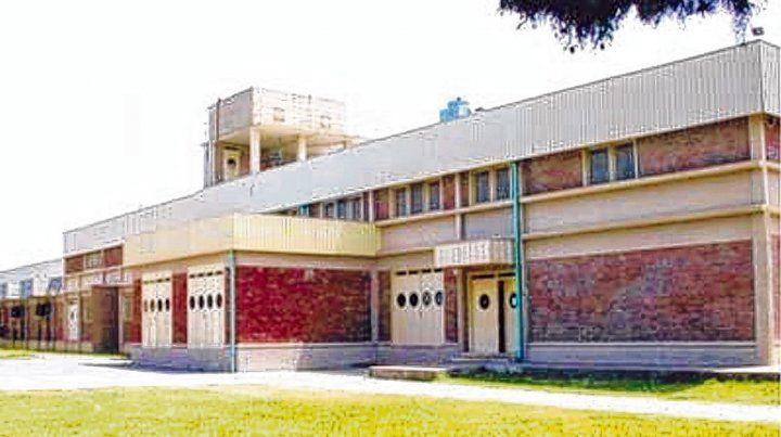 Laboratorio. El Instituto Maiztegui