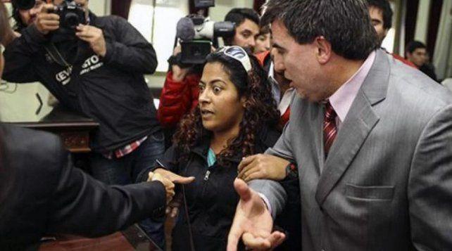 Susana sufrió el desprendimiento de las dos retinas debido a los reiteradas veces que su marido le golpeó la cabeza contra la pared en 2011. Lo había denunciado 13 veces.