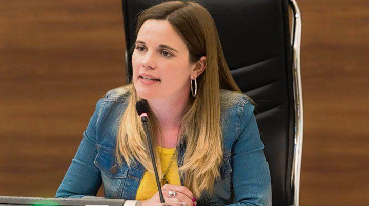 Candidata. Caren Tepp busca ser reelecta en su banca del Concejo.