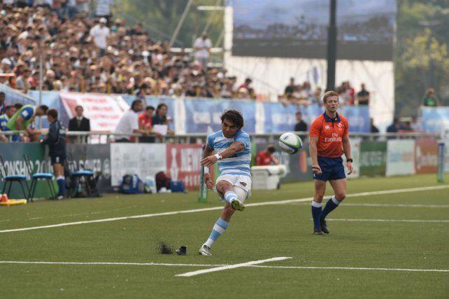 Los Pumitas vencieron con autoridad a Francia en el Hipódromo y accedieron a semifinales.