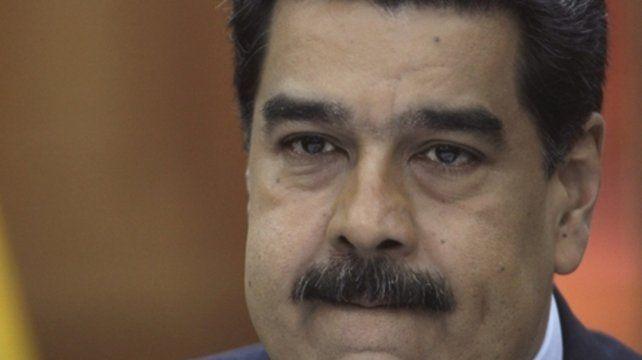 Mirada. El presidente Nicolás Maduro en una conferencia esta semana.