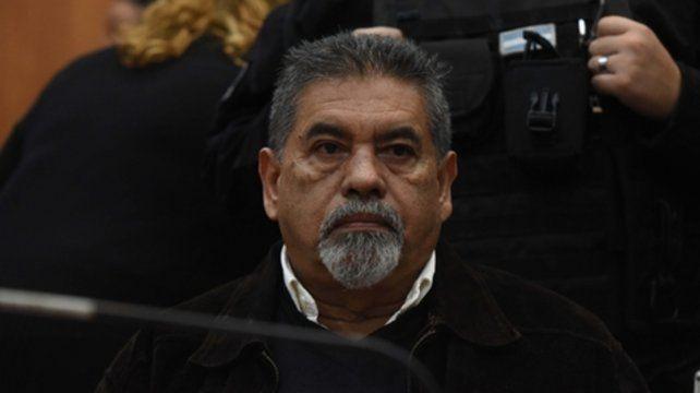 En el banquillo. El gasista Carlos García manipulaba el regulador de gas del edificio de Salta 2141 el día en que se desató la tragedia.