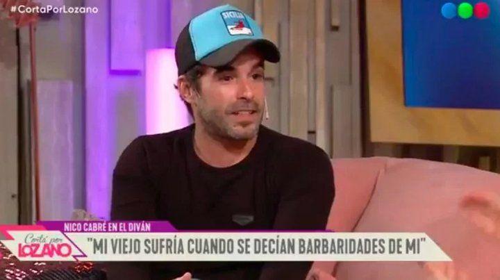 La incómoda entrevista de Verónica Lozano a Nicolás Cabré