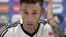 El mediocampista Lucas Biglia contó qué pasó en la famosa reunión con Sampaoli en el Mundial de Rusia.