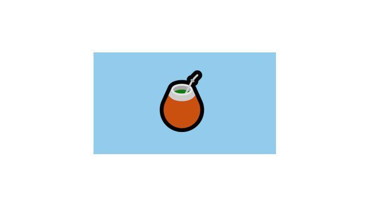 El emoji del mate llegó a Twitter y los argentinos festejan