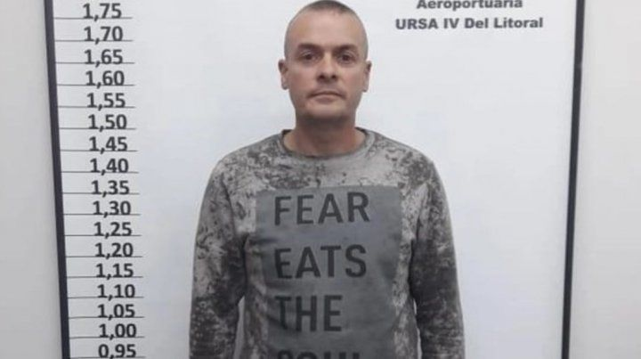 Druetta se negó a declarar y continuará detenido