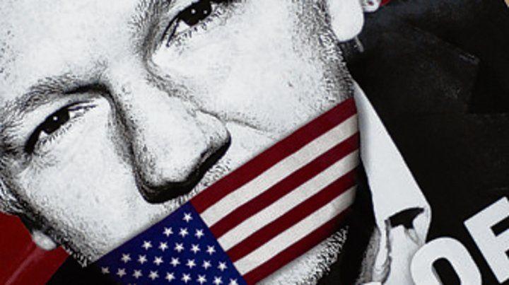Assange sería enviado a EEUU.