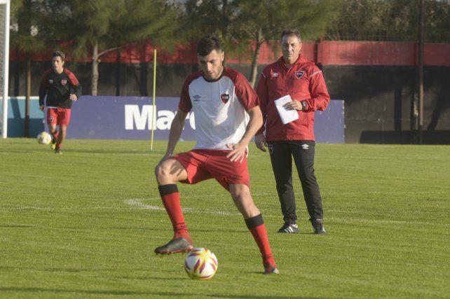 Kudelka: Aguerre es un jugador imprescindible, tiene que quedarse