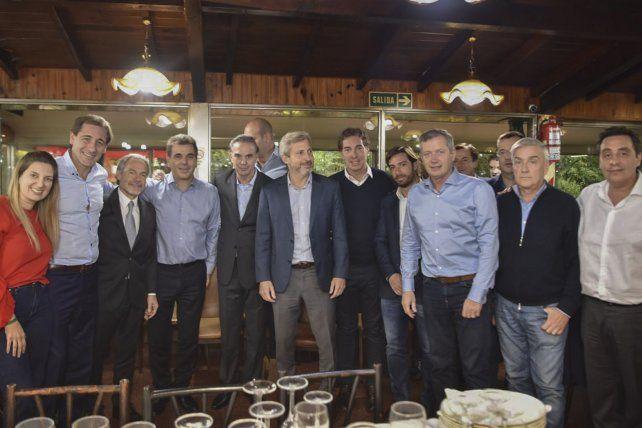 Va a haber mucho peronismo detrás del presidente Macri, dijo Pichetto