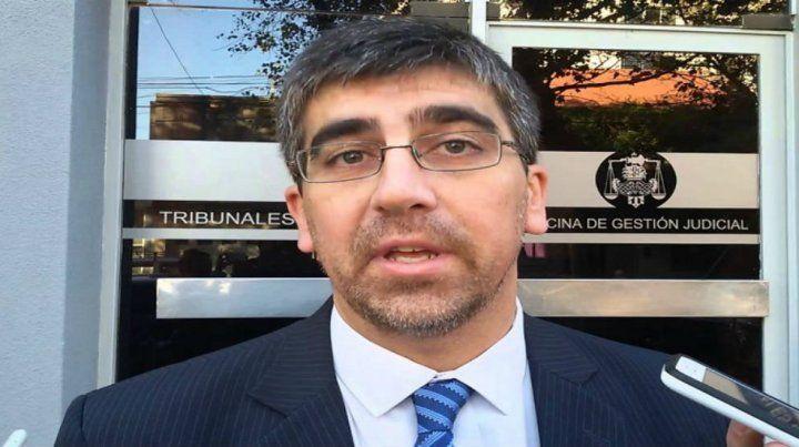 El fiscal. Carlos Vottero estuvo a cargo de la investigación.