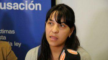 La fiscal. Del Dío Ayala investigó el caso en la ciudad de Santa Fe.