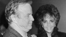 Amigos. Zeffirelli junto a Liz Taylor en 1987, cuando hicieron Tudandot.