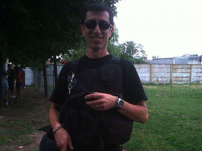Víctima. Mauro Emon tenía 38 años