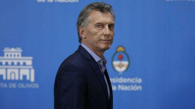 El presidente Macri dijo que se investigará a fondo el apagón de esta mañana.