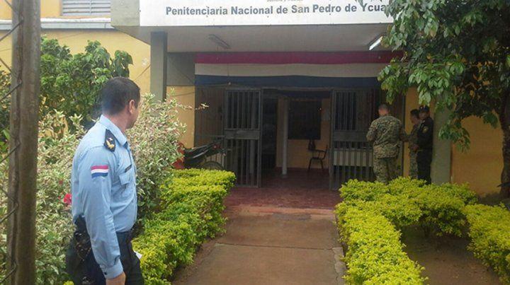 La penitenciaría de San Pedro