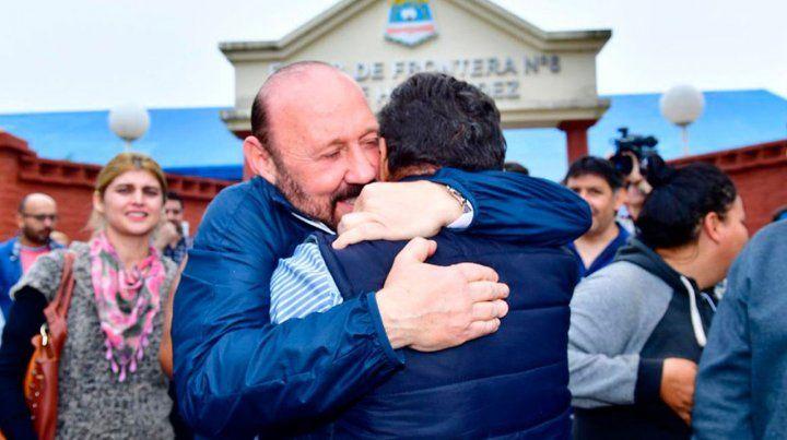 Insfrán ganó por sexta vez consecutiva en Formosa