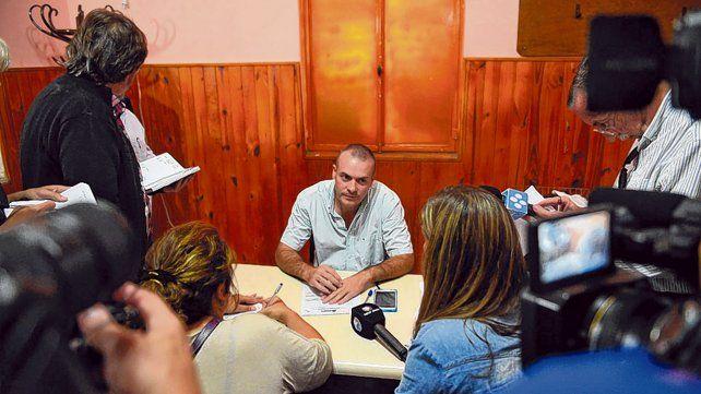 Otros tiempos. Druetta está acusado de haber fraguado operativos para ascender en su carrera policial.