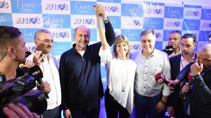 Perotti: El desafío más grande será la lucha contra la inseguridad