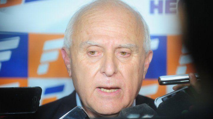 Lifschitz: Fue una elección reñida y la ganó el peronismo por poca diferencia