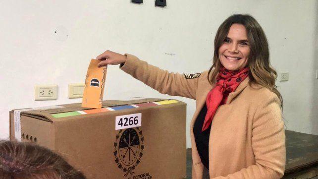 Amalia Granata hizo una excelente elección al quedar tercera en diputados.