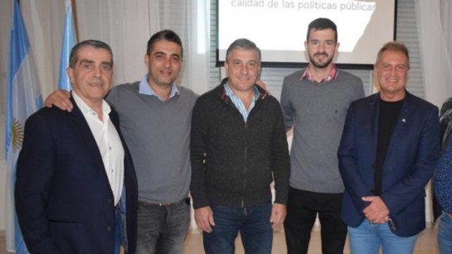 Traferri ganó en San Lorenzo con más del 50 por ciento de los votos