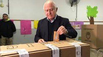 El ganador. Lifschitz será el jefe de la oposición.