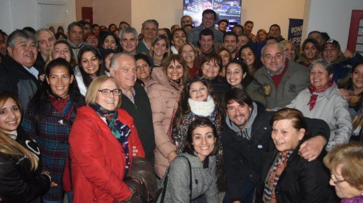 Alberto Ricci tendrá otros cuatro años en Villa Gobernador Gálvez