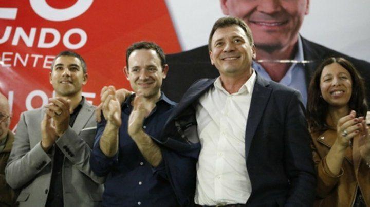De festejo. Raimundo (a la derecha)