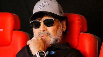 El furioso audio de Maradona: Nos puede ganar Tonga