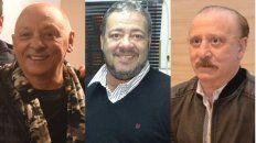 Marcelo Menia, Ariel Cozzoni y Aldo Pedro Poy tendrán su banca en el Concejo.