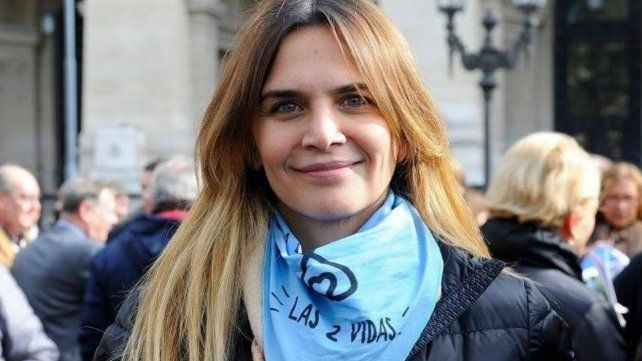 Amalia Granata espera un llamado de Perotti para unir fuerzas en Diputados