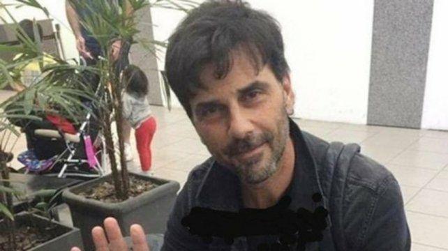El actor Juan Darthés había viajado a Brasil el 2 de enero