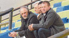 Cúpula dirigencial. Facciano, Carloni, Di Pollina y Hanono tienen un problema a resolver con el plantel.