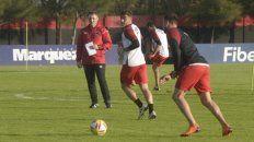 El primero. Frank Kudelka fue contratado a fines de mayo para que afronte el desafío en la próxima Superliga. Ahora espera por la llegada de los jugadores que solicitó.