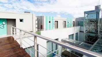 Un hotel de lujo en pleno Palermo Hollywood para combinar trabajo y relax