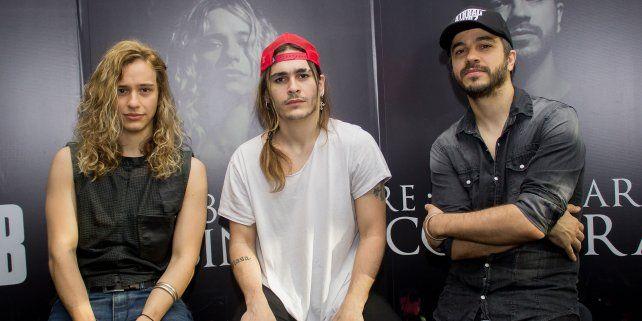 Airbag, la banda de los hermanos Sardelli, acompañará a Muse en el Hipódromo de Palermo.