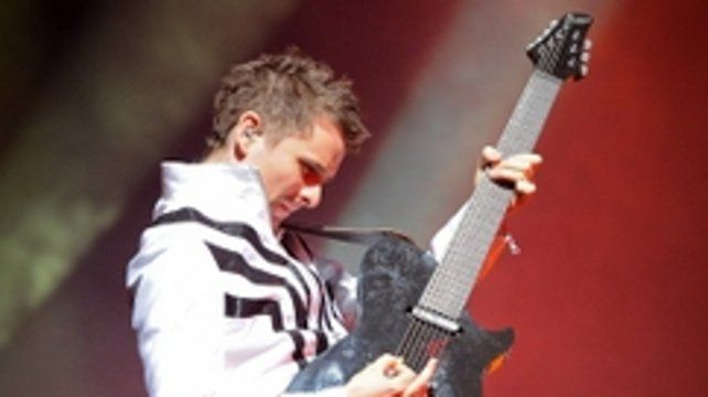 Líder. Matt Bellamy