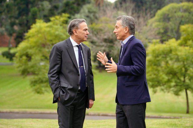Pichetto sigue sin reemplazante en el bloque de senadores peronistas