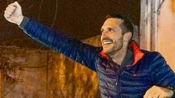 Corsalini celebró un nuevo triunfo en Pérez
