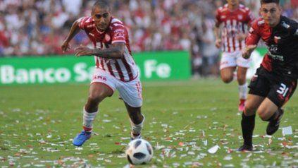 Casi hecho. Zabala tuvo un buen año en Unión, donde pese a su condición de volante convirtió seis goles.
