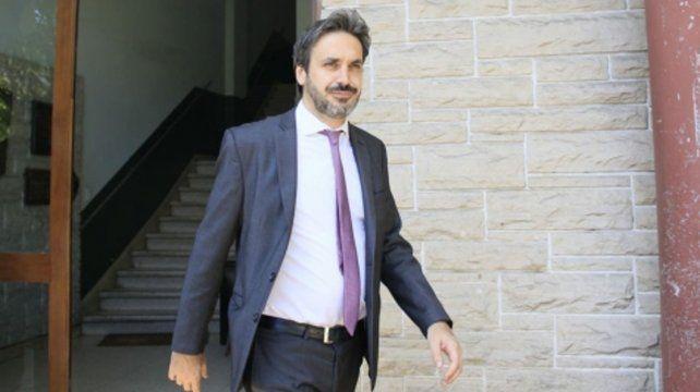 El juez Alejo Ramos Padilla.