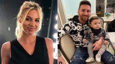 Ailén Bechara contó cómo fue el encuentro de su hijo con Messi