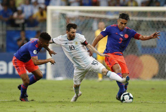 Con otra floja actuación, la selección argentina igualó 1-1 ante Paraguay