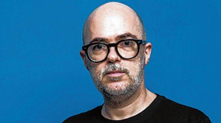 El director. Santiago Loza.